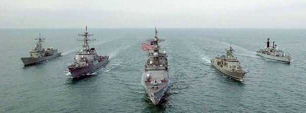 ABD'yle yeni kriz... ABD savaş gemilerini Doğu Akdeniz'e gönderdi