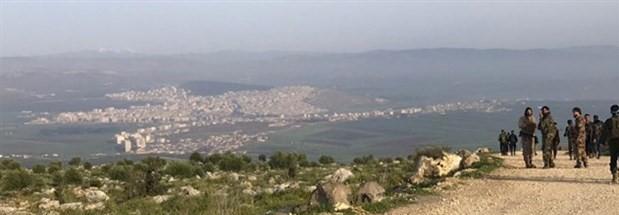 Afrin'e Arap göçü...