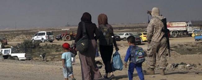 Afrin'den kaçan aileler geri dönemeyecek mi?