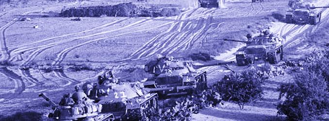 1973 Arap - İsrail Savaşı ve bugünkü Suriye
