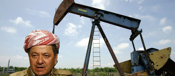 Bağdat Barzani'nin petrolünü istiyor