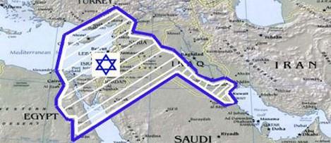 Büyük Ortadoğu Projesi ve Büyük Kürdistan / Levent Yakış