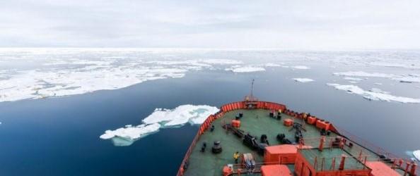Asıl neden bu mu: Kuzey Buz Denizinin çözülmesi ticaret yollarını yeniden şekillendiriyor