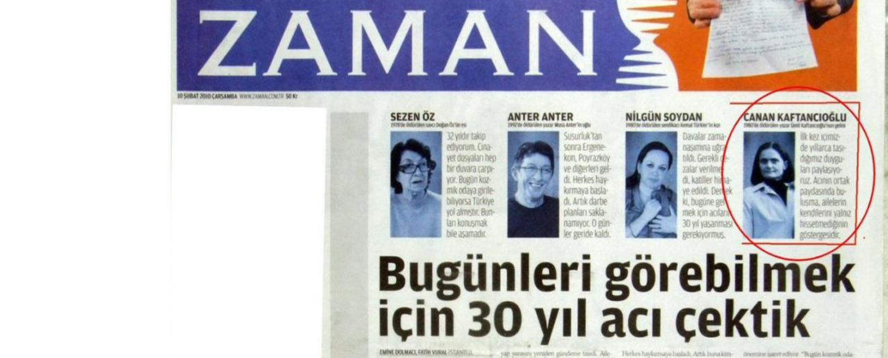 Zaman Gazetesi'nin