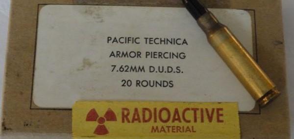 Savaşın da bir haysiyeti olmalı: Uranyumlu mermiler!