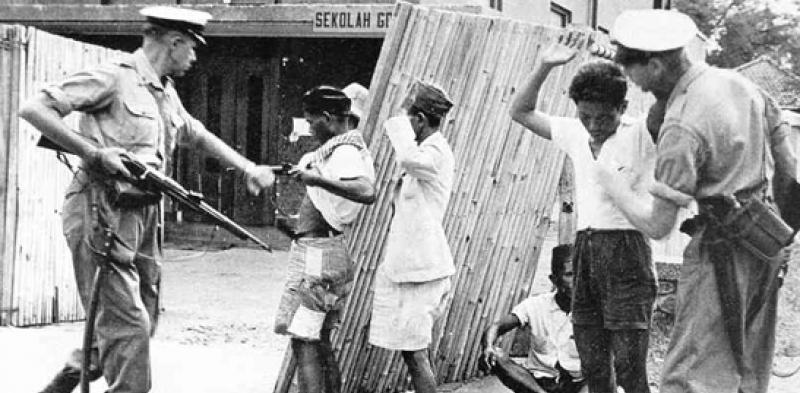 Hollanda'nın katliamlar tarihi