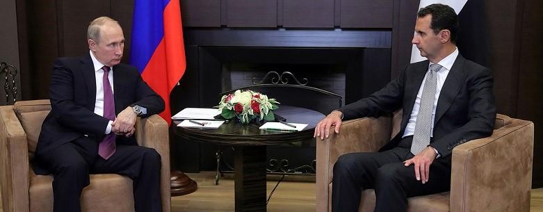 Putin'den Esad'a Afrin mektubu
