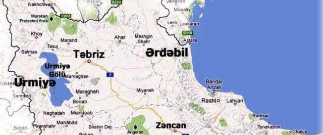 İran'ın Millî Güvenliği ve Güney Azerbaycan Jeopolitiği / Babek Şahit