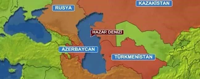 Hazar Denizi'nin Hukuki Statüsü Konvansiyonu ve Çok Boyutlu Etkileri