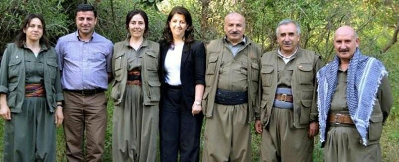 """""""KAMPANYANIN FARKINDAYIZ"""" HDP'ye verilecek oyumuz yok! / Levent Yakış"""