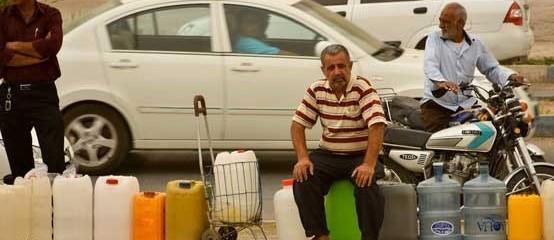 Kuraklık/susuzluk İran rejimini sallıyor