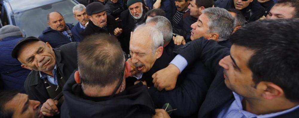 Çubuk'ta saldırıyı AK Parti - CHP Koalisyon Hükümet projesine karşı MHP mi düzenledi