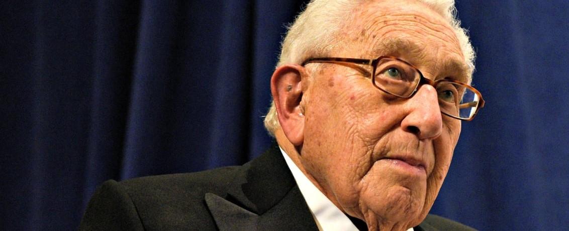 Henry Kissinger aklını oynatmış: