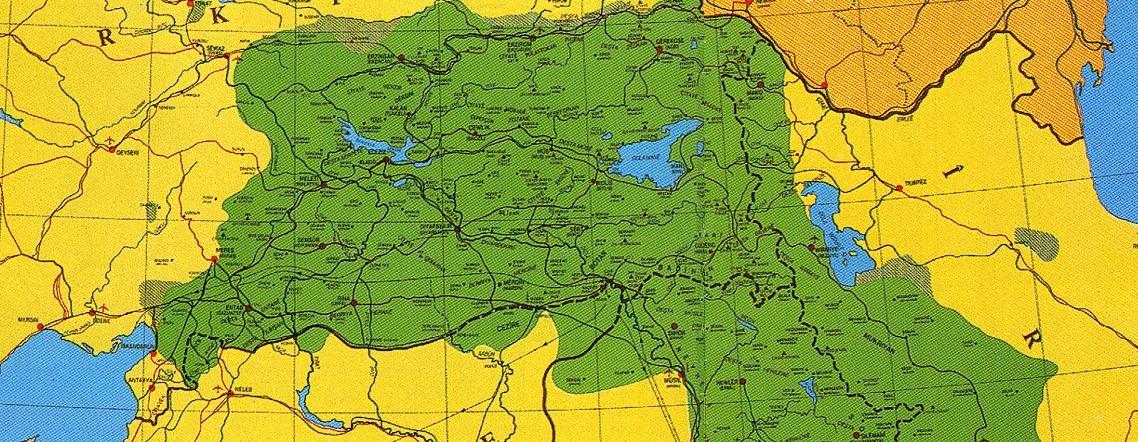 CIA Eski Başkanı: Ortadoğu'da eski sınırlar artık kalmadı. Kürtler en iyi dostumuz...