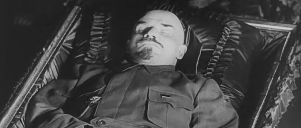 Büyük sosyalist devrimci Lenin'i 21 Ocak günü kaybetmiştik...