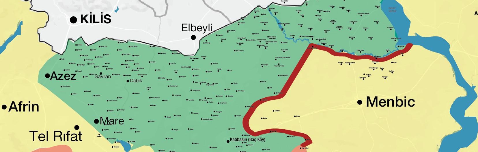 Türkiye tek başına Kuzey Suriye'ye saldırır mı?