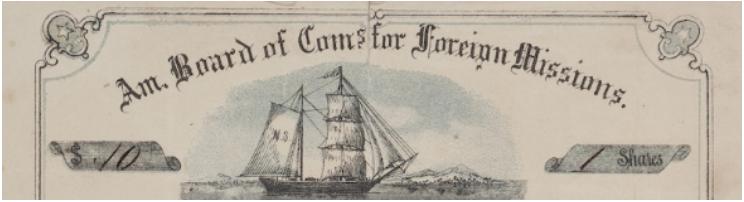Türkiye'de Amerikan menşeli misyonerlik faaliyetleri (1820-1923)
