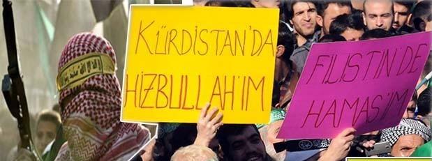 Hizbullah, HUDA-PAR ve HDP...