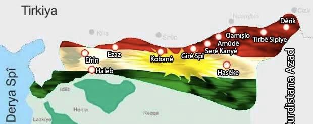 Suriye'de Kürtlere Amerikan İkiyüzlülüğü...