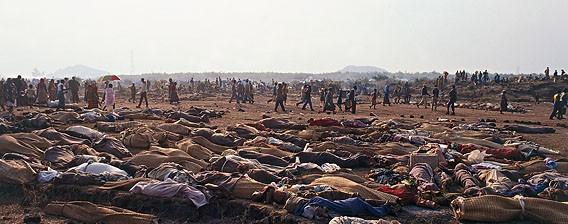 Emperyalizm Ruanda'da 100 günde 800 bin kişiyi katlettirmişti