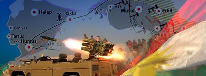 Kürtler Bölge Savaşına mı Hazırlanıyor?