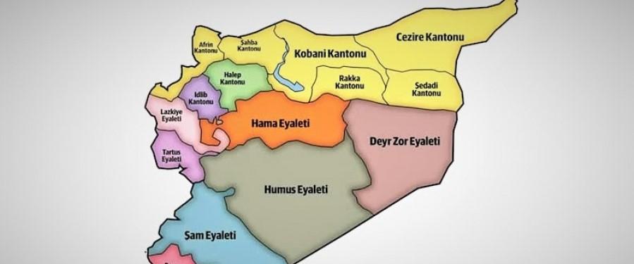 Kuzey Suriye'de Sunni Arap federasyonu kuruluyor... İçinde YPG de var!