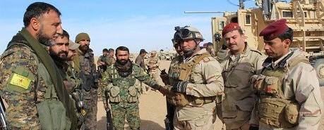 Irak Ordusu SDG'nin Sahadaki Yeni Ortağı mı