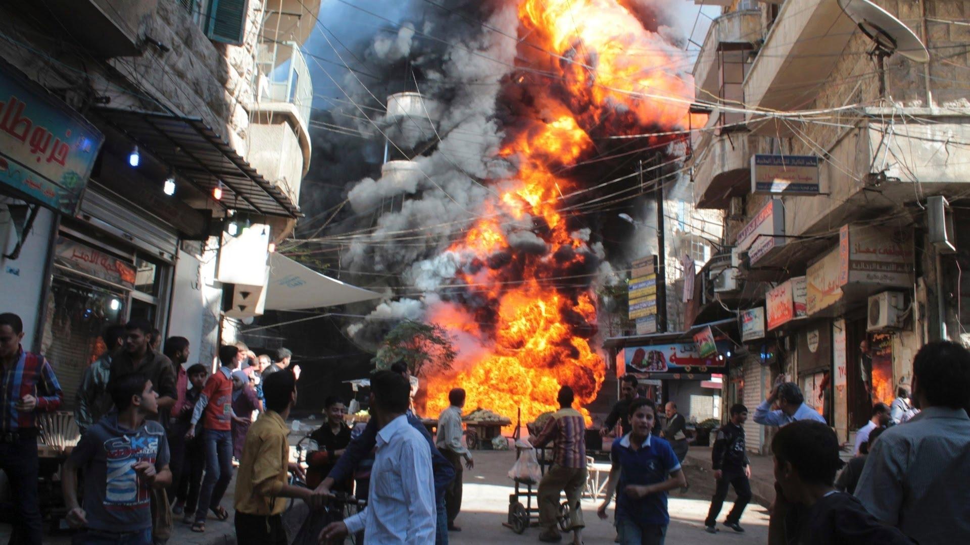 ABD Suriye'ye saldıracak...